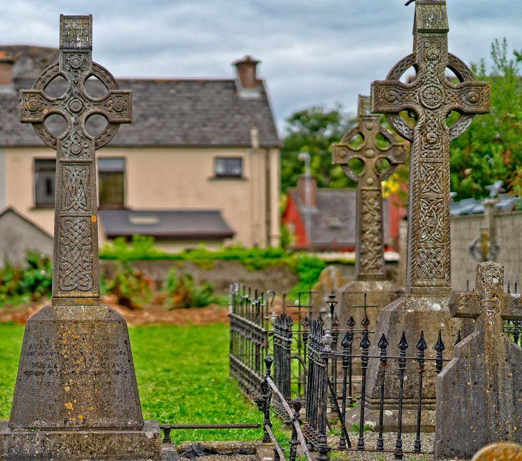 OLD CHURCHYARD KNOWN AS ST. JOHN'S [DUBLIN ROAD KILKENNY]-142907