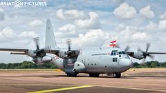 Austrian Air Force Lockheed C-130K Hercules 8T-CA