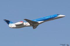 Embraer ERJ -145EP BMI REGIONAL G-CKAF 145047 Francfort mai 2018 (Thibaud.S.) Tags: embraer erj 145ep bmi regional gckaf 145047 francfort mai 2018