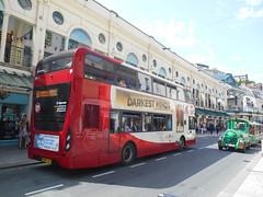 Stagecoach South West 15315 (Welsh Bus 18) Tags: stagecoach southwest scania n250ud adl enviro400mmc 15315 yn67yjy torquay fleetstreet hop12 h4529f