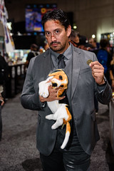 John Wick Cosplay (rikioscamera) Tags: cosplay cosplayer costume sdcc sdcc2018 sandiego sandiegocomiccon sandiegoconventioncenter d750 lightroom nikon johnwick moviecharacter assassin