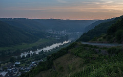 Dreamy (music_man800) Tags: cochem view scene scenery scenic landscape village road vineyards mosel moselle germany valwig valwigerberg evening dusk sunset pink orange dreamy dream glow sky misty dark afternoon june 2018 roadtrip trip holiday sunny sun set reflections horizon hills river valley deutschland wine beautiful pretty warm natural nature light lighting soft pastel canon 700d adobe lightroom creative cloud edit photography colours color colors colourful outdoors outside drive twilight blue hour golden hue