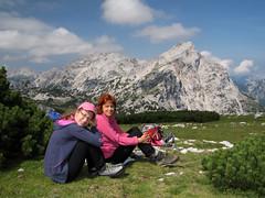 Pod Velikim vrhom / Beneath Veliki vrh (Damijan P.) Tags: hribi gore mountains hiking slovenija slovenia ksa kamniškosavinsjkealpe kamniksavinjaalps velikivrh velikazelenica križevnik prosenak