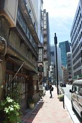 tokyo7284 (tanayan) Tags: urban town cityscape tokyo japan nikon v3 東京 日本 road street alley kanda 神田