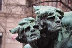 Prag - Denkmäler & Skulpturen - 3 (fotomänni) Tags: denkmal statue skulptur skulpturen sculpture prag praha prague manfredweis