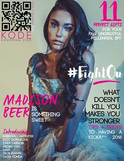 Madison Beer Kode Magazine Cover