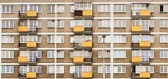 58 (brzezinski.info) Tags: 365project geometrical symetry symatria block flats architecture geometric windows building