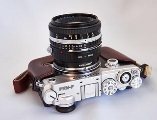 Nikon Series E 50mm