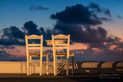 A9902449_s (AndiP66) Tags: santorini sunset sonnenuntergang sun sonne bluehour blauestunde stühle chairs galini hotel cafe santorin thira thera greece griechenland cyclades kykladen caldera aussicht view juni june 2018 hellas ellada sony alpha sonyalpha 99markii 99ii 99m2 a99ii ilca99m2 slta99ii sigma sigma24105mmf4dghsmart sigma24105mm 24105mm art amount andreaspeters firostefani