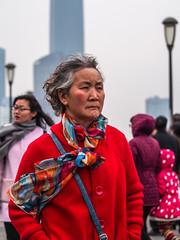 LR Shanghai 2016-710 (hunbille) Tags: china shanghai zhongshanroad road zhongshan promenade huangpu river thebund bund the