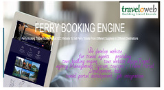 Tour booking engine | Ferry booking Engine | website for travel agents (travelowebseo) Tags: tour booking engine | ferry website for travel agents design agency management system tourcms portal development b2b gds integration