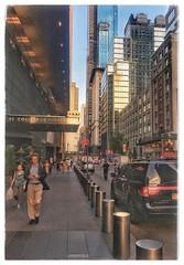 58th Street/Broadway - NYC (Ansel2015) Tags: columbuscircle nycstreets