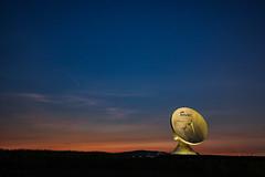 after glow (MyMUCPics) Tags: 2018 august bayern bavaria deutschland germany natur nature drausen outdoor raisting ammersee sonnenuntergang sunset nachtaufnahme nightshot himmel sky nacht night dunkel dark blau blue erdfunkstelle blauestunde bluehour