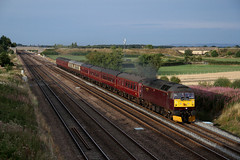47245 1Z23 brumber hill 09.08.2018 (Dan-Piercy) Tags: wcrc class47 47245 colton southjn brumberhill 1z23 scarborough carnforth thescarboroughspa express charter