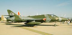 G-BVGH Hawker Hunter T7 msn HABL003360 as XL573 (eLaReF) Tags: gbvgh hawker hunter t7 msn habl003360 xl573