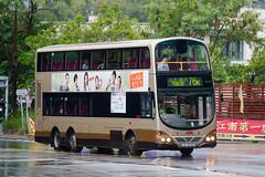 KMB VOLVO B10TL 12m-LX9743 (nood;e) Tags: kmb kowloonmotorbus b10tl superolympian alexander alx500 volvo hk hongkong avw wright eclipsegemini lx9743 bus