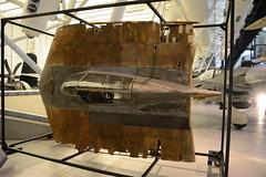 NASM_0290 Horten Ho III h flying wing sailplane (kurtsj00) Tags: nationalairandspacemuseum nasm smithsonian udvarhazy horten ho iii h flying wing sailplane