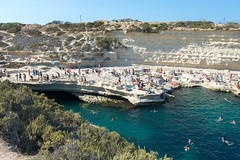 St peters pool (Chrizzyphotography) Tags: st peters pool malta