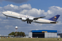 SVA_B748F_HZAI3_BUr_AUG2018 (Yannick VP - thank you for 1Mio views supporters!!) Tags: civil commercial cargo freight transport aircraft airplane aeroplane jet jetliner airliner sv sva saudia saudi arabian airlines boeing b747 7478 intercontinental f freighter hzai3 brussels airport bru ebbr belgium be europe eu august 2018 takeoff rotation departure runway rwy 25r aviation photography planespotting airplanespotting