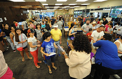 Temple City Library - Solar Eclipse Viewing Party (CEO_Countywide_Communications) Tags: losangelescounty solar eclipse 2017 science library eye protection glasses community stem events temple city environment