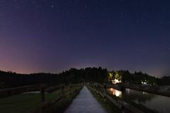 Path2 (novak.mato91) Tags: slovenia slovenija ifeel ifeelslovenia geoslovenia geoslo smartinsko jezero lake astro astrophotography nightphotography nikon d7200 stars path longexposure
