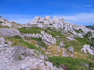 Velebit mountains, Croatia