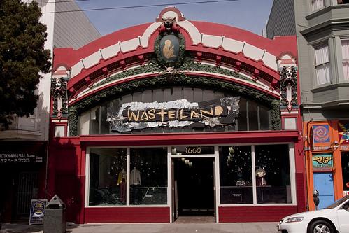 San Francisco - Wasteland