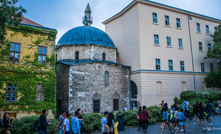 2018 - Hungary  - Pécs - Jakovali Hassan Mosque