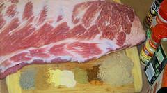 DRY_rub-m (Guyser1) Tags: meat ribs pork dryrub bbq westyellowstone canonpowershots95 pointandshoot