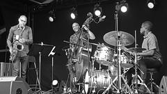 Joshua Redman (ts) Reuben Rogers (b) Greg Hutchinson (ds) Joshua Redman Trio, Dinant Jazz, Belgium (claude lina) Tags: claudelina belgique belgium belgië dinant dinantjazz festival musique musicien jazz instrument concert joshuaredmantrio joshuaredman reubenrogers greghutchinson batterie drums bass contrebasse saxophone saxophonetenor tenorsax