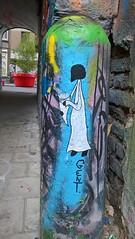 / Werregarenstraatje - 11 aug 2018 (Ferdinand 'Ferre' Feys) Tags: gent ghent gand belgium belgique belgië streetart artdelarue graffitiart graffiti graff urbanart urbanarte arteurbano ferdinandfeys