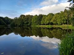 20180814 01 Groningen - Stadspark (Sjaak Kempe) Tags: 2018 summer zomer augustus sjaak kempe motorola moto g5 plus nederland netherlands niederlande groningen stad stadspark city park reflection reflections water