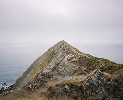 Sharpnose Point #4 (@davidflem) Tags: morwenstow cornwall mamiya7 65mm kodak portra400 120film 6x7 mediumformat filmphotography istillshootfilm