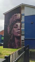 Blackburn Street Art (koothenholly) Tags: bow blackburn lancashire streetart tankpetrol princesstreet