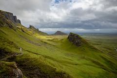 Immensity of the Isle of Skye (ralcains) Tags: scotland escocia landscape paisaje mountain montaña cielo sky nubes clouds nublado cloudy skye zeiss carlzeiss biogon 21mm leica leicam240 m240 rangefinder telemetrica ngc flickrtravelaward