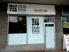 Dundas Eat Drink (knightbefore_99) Tags: lunch food vietnam vietnamese pho fusion asian vancouver eastvan dundas eatdrink restaurant cool great awesome black white