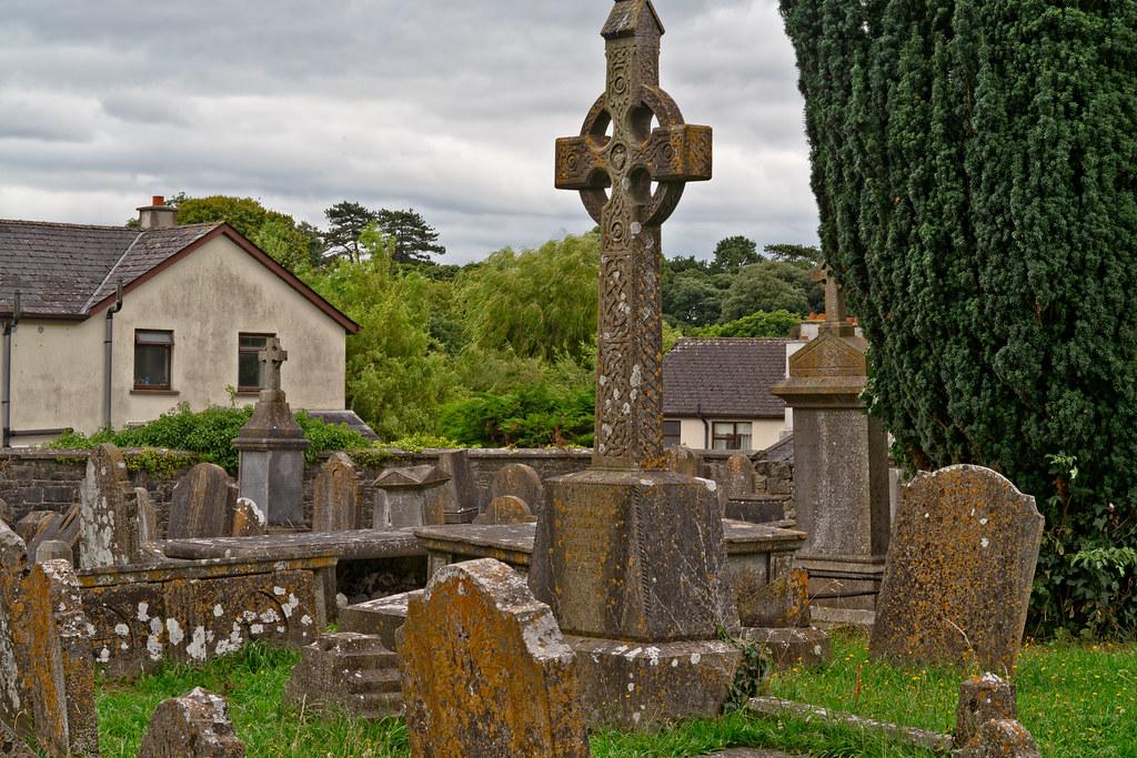 OLD CHURCHYARD KNOWN AS ST. JOHN'S [DUBLIN ROAD KILKENNY]-142914