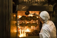 street chickens (charlesgyoung) Tags: barcelona spain charlesyoung travelphotography streetphotography nikon nikonphotography nikondx