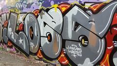 Loss... (colourourcity) Tags: streetart streetartaustralia streetartnow streetartmelbourne graffiti graffitimelbourne melbourne burncity colourourcity colourourcitymelbourne fun notserious nohaters loss