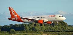 Easyjet G-EZUA - Airbus A320 (G-RJXI) Tags: easyjet gezua airbus a320 bristol airport
