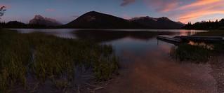 Vermillion Lakes, Banff, Alberta Canada