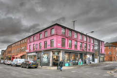 Thomas Street Post Office, Northern Quarter, Manchester (dlsmith) Tags: manchester mcr nq northernquarter thomasstreet photomatix hdr sonyrx100 rx100m3