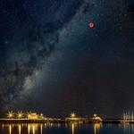 St Kilda Blood Moon Ecilpse Milky Way thumbnail