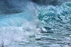 Rough water (thomasgorman1) Tags: wave nikon waves sea ocean nature beach shore hawaii oahu island rough crashing kaena