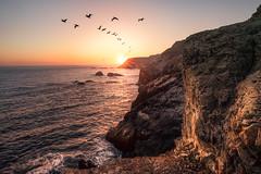 Marin Headlands (sberkley123) Tags: california d850 nikon marin usa sunset ocean colors marinheadlands sanfrancisco coast pacific 1424mm
