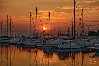 McKinley Sunrise II