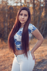 (Øyvind Bjerkholt (Thanks for 58 million+ views)) Tags: fashion beauty beautiful gorgeous pretty sensual sexy woman girl female she canon dof bokeh classy feminine elegance tightjeans loutdoors sexycurves arendal norway