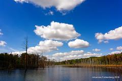 Himmel über der Heide (grafenhans) Tags: sony rx100 rx 100 carl zeiss carlzeiss cz himmel heide wolken see grafenwald bottrop nrw kirchhellener natur landschaft landscape