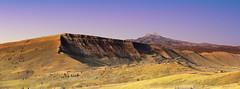 Monument Hill (wyojones) Tags: wyoming cody monumenthill heartmountain monumentroad rattlesnakemountain sandstone shale cretaceous road heartmountainthurst mississippian madisonlimestone
