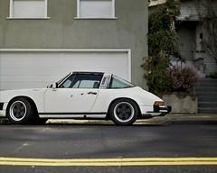 Porsche 911 in Berkeley (SmittyNC) Tags: porsche 911 carrera 32 aircooled pentax 67 6x7 ektar targa